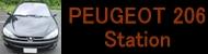PEUGEOT 206 Station